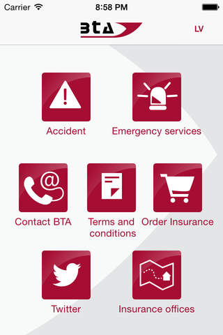 BTA Insurance screenshot 2