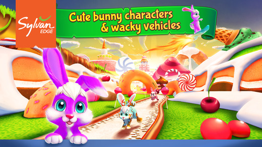 Wonder Bunny Math Race: Addition and Subtraction for 2nd Grade - A Sylvan Edge App