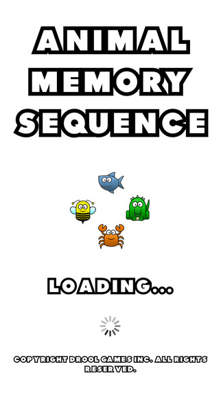 Animal Memory Sequence Free