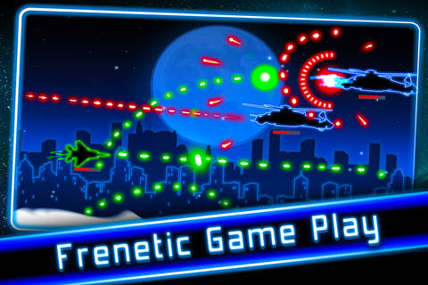 Neon War Machines - A retro style SHMUP screenshot 2