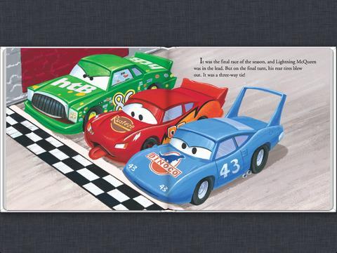 screenshots - Disney Cars Books