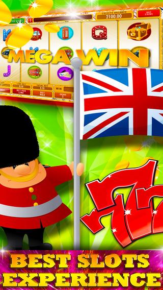 Golden Queen London Slot Machines: Win big casino treasures and gold coins