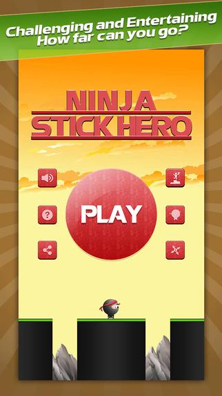 Ninja Stick Hero