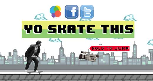 Yo Skate This