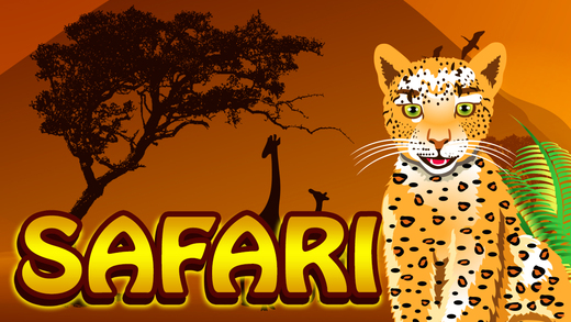 Safari Adventure Slots - Play Pro Slot Machines Fun Spin Casino Games