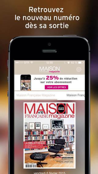 Maison Française Magazine - Magazine : Décoration design architecture d'intérieur.