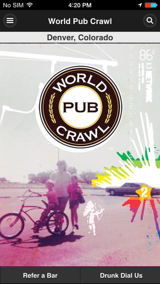World Pub Crawl