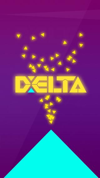 DELTA - Psychedelic futuristic fun