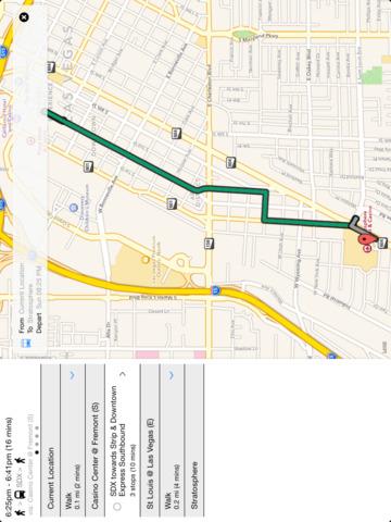 Transit Tracker - Las Vegas (RTCNV) screenshot