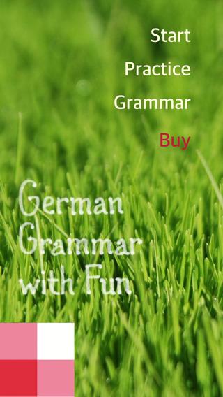German Grammar with Fun