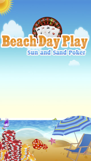 Beach Day Play Pro - Sun and Sand Poker