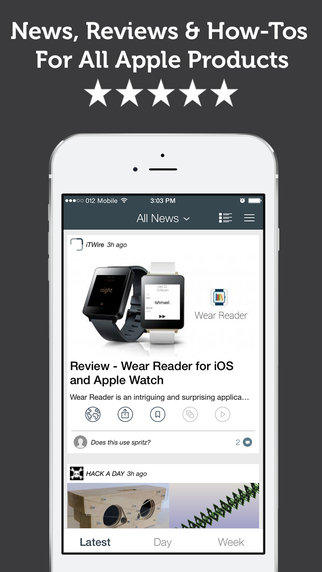 AAA - News Rumors Tips Apps Updates for iPhone iPad iPod Touch