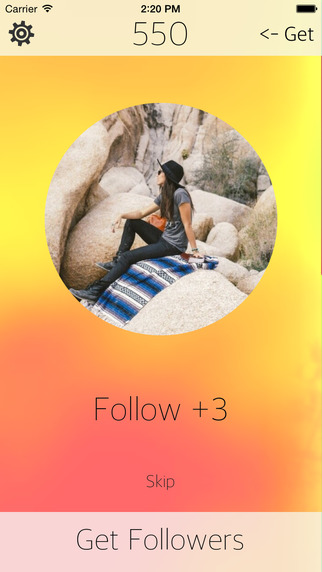 Get Followers on Flipagram - More real Followers for your Flipagram Profile