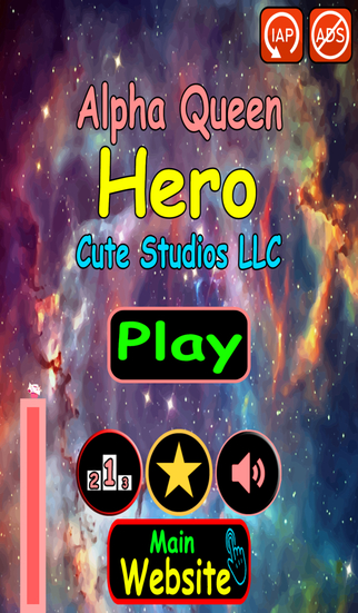 Alpha Queen Galaxy Stick Hero-Free-Rage Quit Challenge with a plank stick crossing fields don't fall