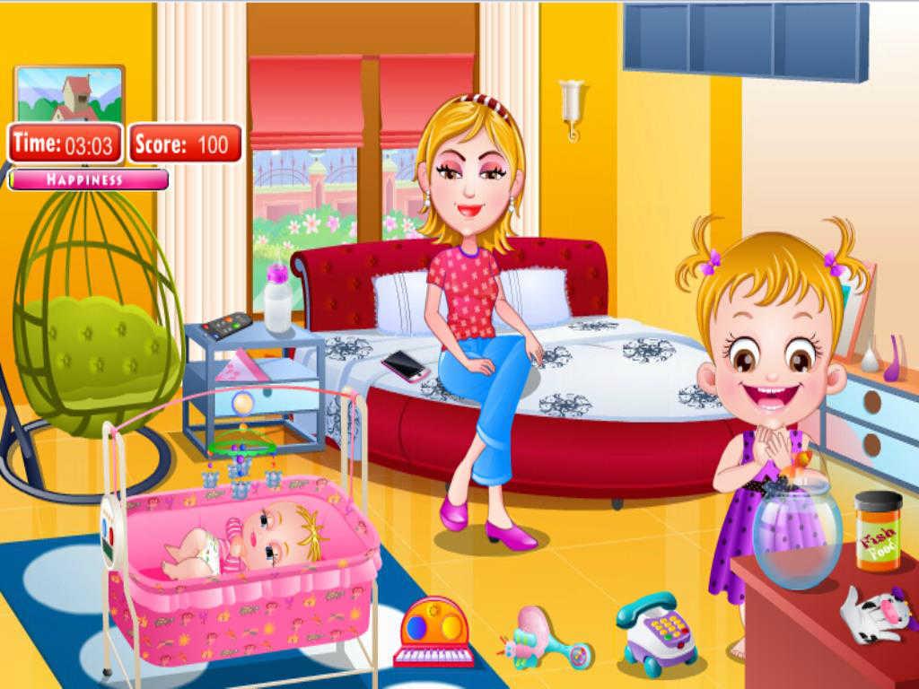 app shopper baby hazel royal bath games. Black Bedroom Furniture Sets. Home Design Ideas