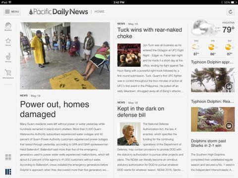 GuamPDN for iPad