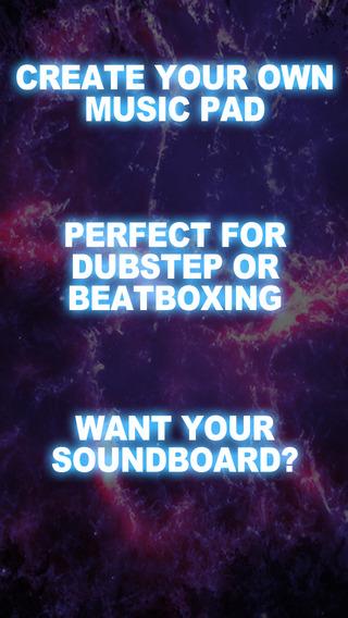 Sound Sampler for Beatbox Dubstep and Soundboard