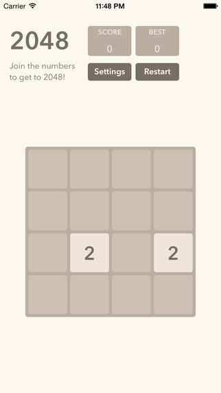 Great App For 2048 Editions
