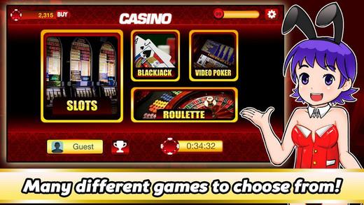 Casino Palace Blackjack Roulette Slots 8 Themes Video Poker