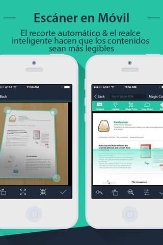 CamScanner +| PDF Document Scanner and OCR screenshot 1