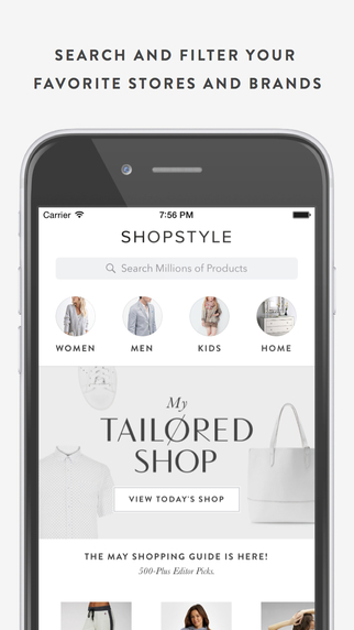 ShopStyle - Shopping Made Easy