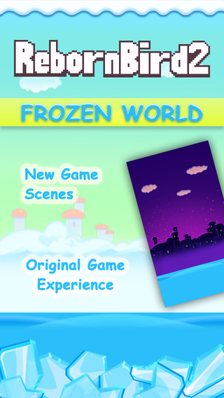 Reborn Bird 2 - The Flappy Wings in Amazing Frozen