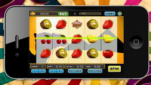 Fruit Casino Slot Free
