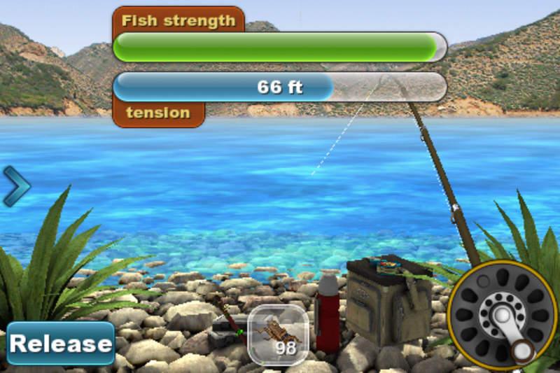 на рыбалку mod android