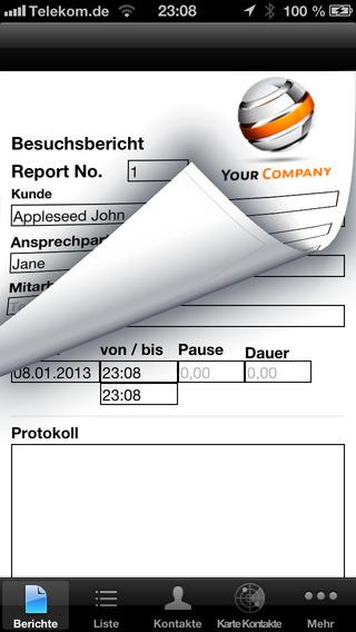 My Report