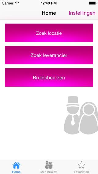 Bruiloft-app