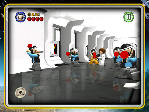 LEGO® Star Wars™:  The Complete Saga screenshot