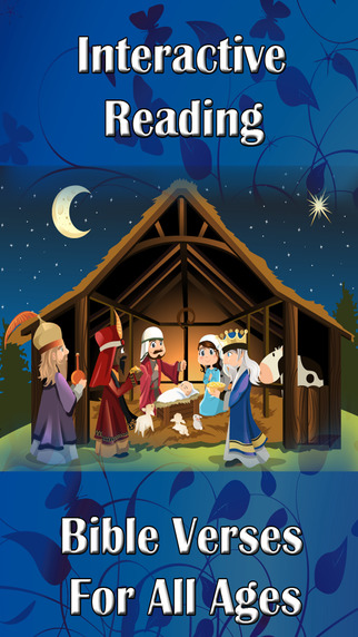 Interactive Bible Verses 10 Pro - The Second Book of Samuel for Children and Adults
