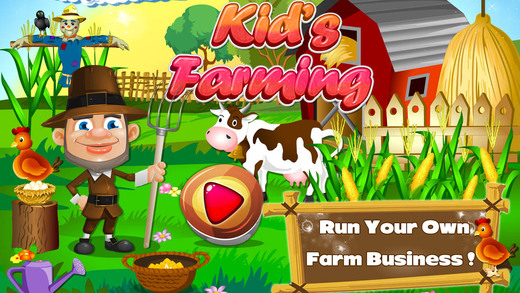 Little Baby Kids Farming