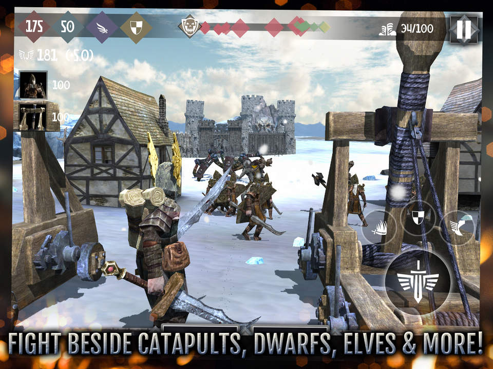 Download heroes and castles 2 (mod money/skill) 1. 00. 15. 0 apk for.