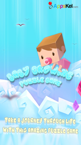 Baby Growing Puzzle Game Pro - Fun Addictive Matching Mania