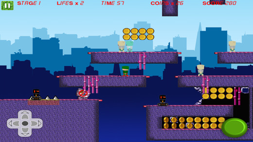 A Block Zombie City Rampage FREE - The Death Attack Survival Game