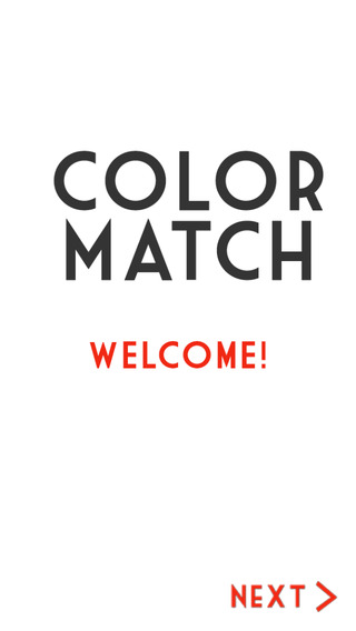 Color Match - Swipe and Match