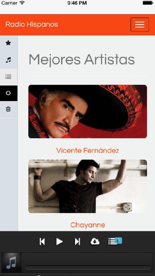 Radio Hispanos