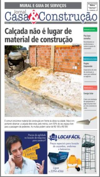 Jornal Casa e Construção