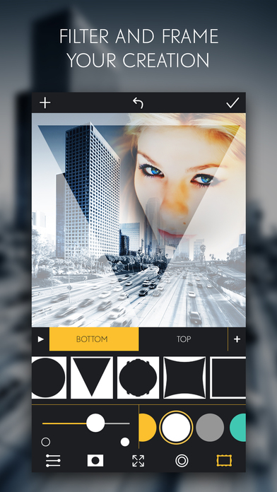 download Blend Pro - Easy to Use Photo Editor for Masking, Layering and Combining Pictures apps 0