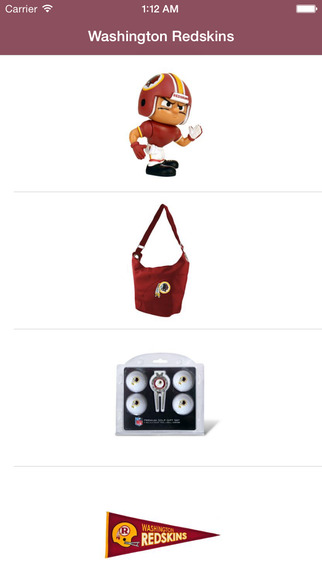 FanGear for Washington Football - Shop Redskins Apparel Accessories Memorabilia