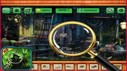Love The Pirates : Hidden Object Game