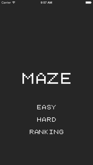 MAZE - 最速迷路王