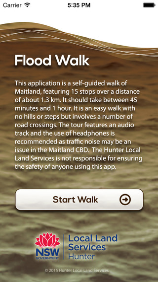 Flood Walk