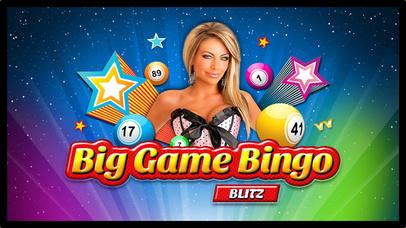 Screenshot 1 Большой Игра Бинго Блицкриг — Удачливый Играть Казино Игры