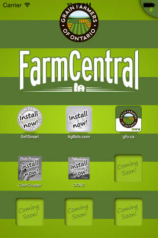 FarmCentral screenshot 1