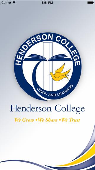Henderson College - Skoolbag