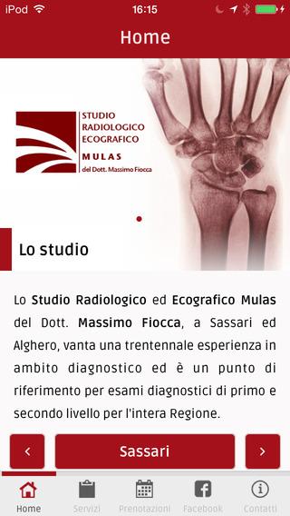 Radiologia Mulas