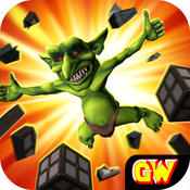 3D Game – Warhammer: Snotling Fling [iOS]