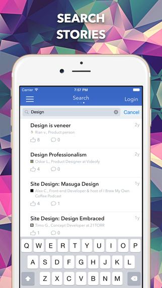 Designer News: Swift